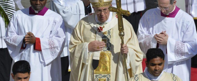 settimana santa vaticano